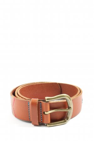 Levi's Leather Belt brown casual look