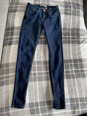 Levi's legging W24L30 dark Blue