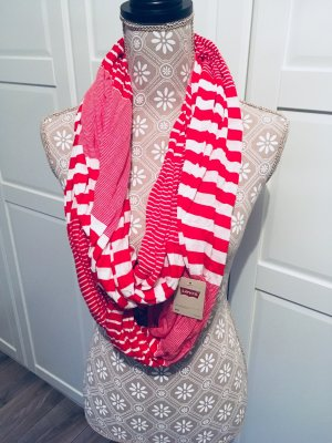 Levi's Loop Baumwolle rot/weiß NEU