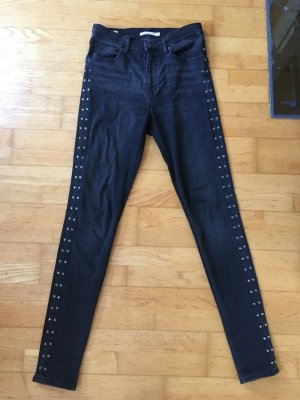 Levi's mile high skinny jeans 28/34