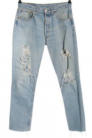 Levi's Mom-Jeans blau Casual-Look
