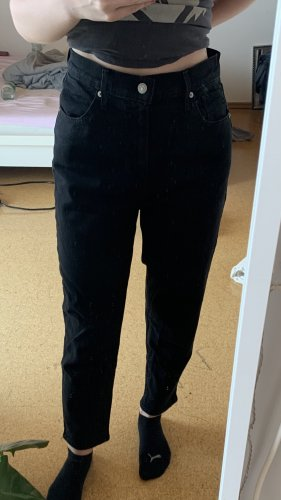 Levi's Mom-Jeans black