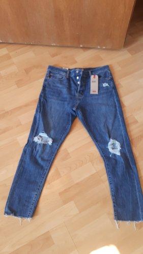 Levi's Original Jeans in Grösse 32.