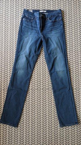 Levi's Slim jeans donkerblauw