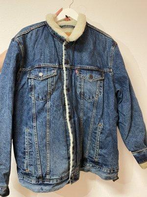 Levi's Premium Vintage Fit Sherpa Trucker Jacket