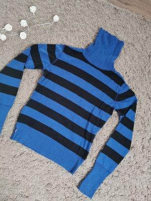 Levi's Maglione dolcevita nero-blu