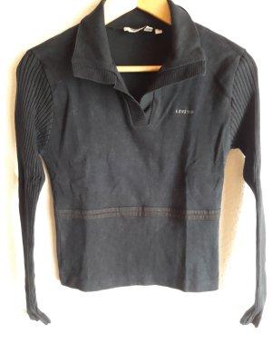 Levi's. Pullover. schwarz