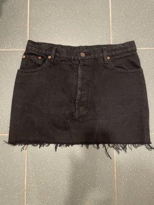Levi's Re-done Vintage Jeans Minirock