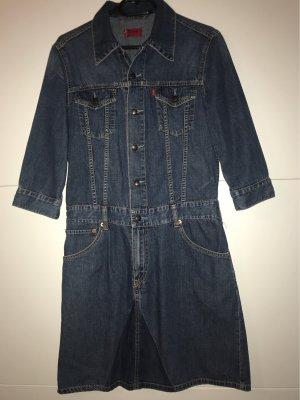 Levi's Jeansjurk veelkleurig Katoen