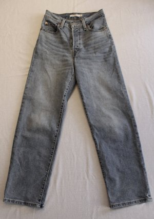 Levi´s Ribcage Straight Ankle Jeans W25/L27