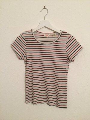 Levi's Geribd shirt veelkleurig