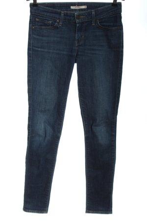 Levi's Jeansy rurki niebieski Aplikacja z logo