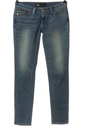 Levi's Jeansy rurki niebieski W stylu casual