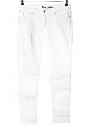 Levi's Tube Jeans white casual look