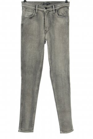 Levi's Jeans a sigaretta grigio chiaro stile casual