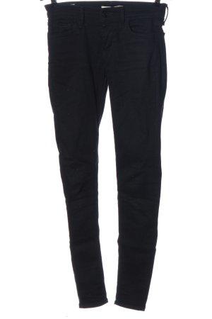 Levi's Jeans cigarette noir style décontracté