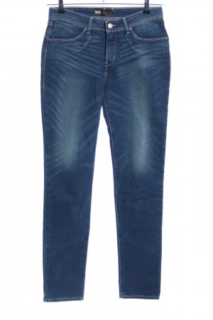 """Levi's Jeans a sigaretta """"Demi Curve"""" blu"""