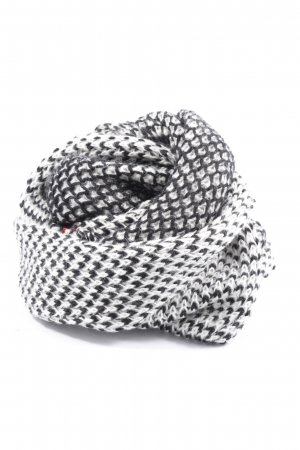 Levi's Tube Scarf white-black casual look