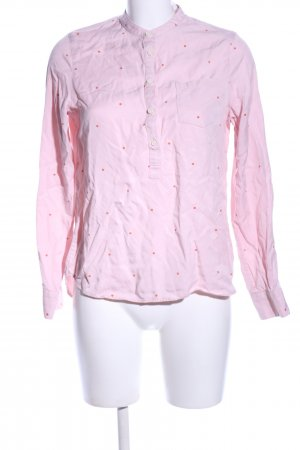 Levi's Schlupf-Bluse pink-hellorange Punktemuster Casual-Look