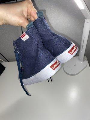 Levi's Basket montante bleu foncé