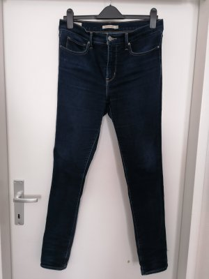 Levi's Jeans stretch bleu-bleu foncé