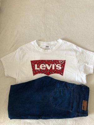 Levi's Shirt Neu Leoprint