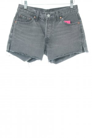 Levi's Shorts hellgrau Casual-Look