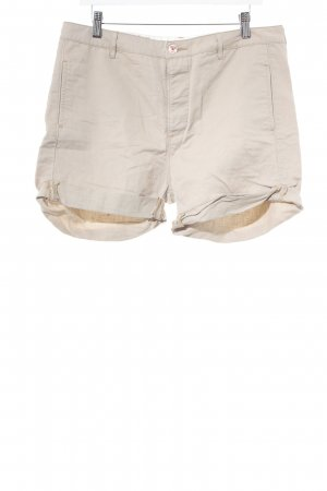 Levi's Shorts beige Logo-Applikation