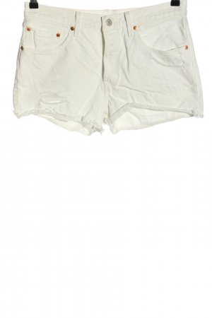 Levi's Shorts creme Casual-Look