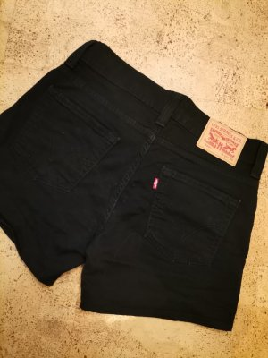 Levi's Shorts High Waisted