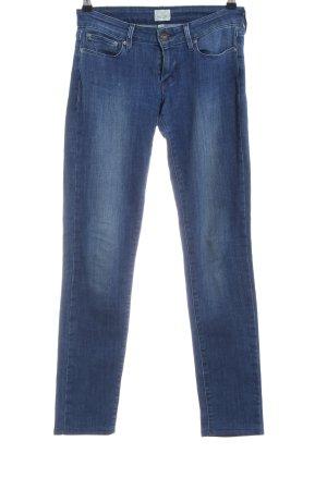 "Levi's Skinny Jeans ""Slight Curve Skinny"" blau"