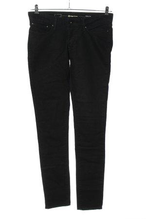 Levi's Skinny Jeans schwarz Business-Look