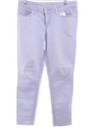 Levi's Skinny Jeans blasslila Casual-Look
