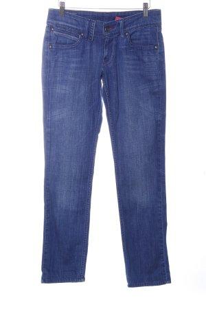 Levi's Skinny Jeans blau Jeans-Optik