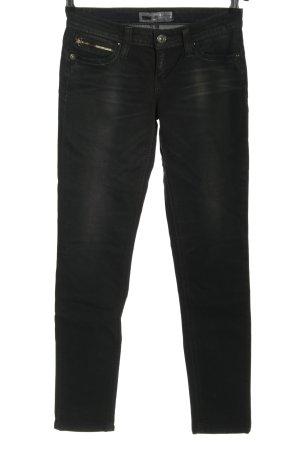 Levi's Skinny Jeans schwarz Casual-Look
