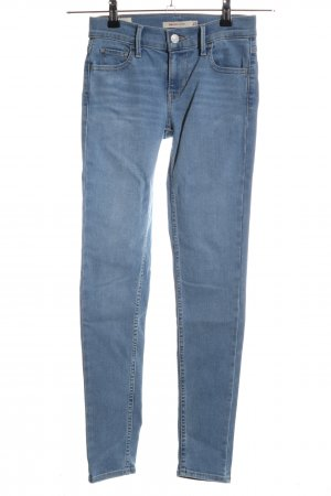 "Levi's Skinny Jeans ""710 Super Skinny"" blau"