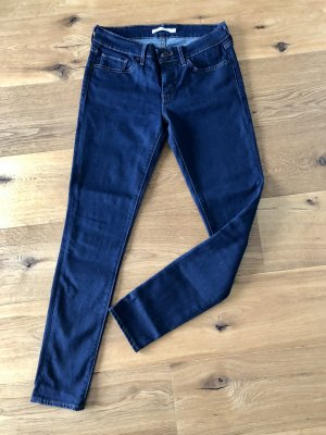Levi's Skinny Jeans dunkelblau 27