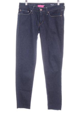 Levi's Skinny Jeans dunkelblau Logo-Applikation