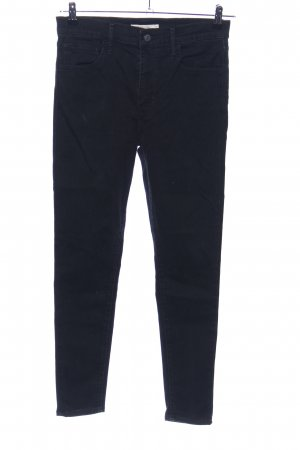 Levi's Skinny Jeans black casual look