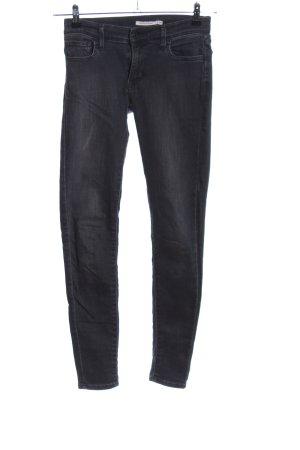 "Levi's Skinny Jeans ""Super Skinny"" schwarz"