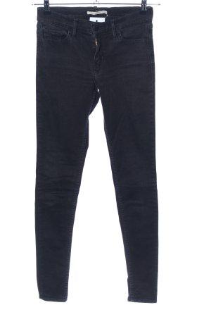 Levi's Jeans skinny nero stile casual