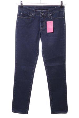 Levi's Jeans slim bleu style décontracté