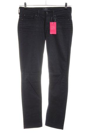 Levi's Jeans slim noir style décontracté