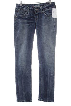 """Levi's Jeans slim """"571 Slim fit """" bleu acier"""