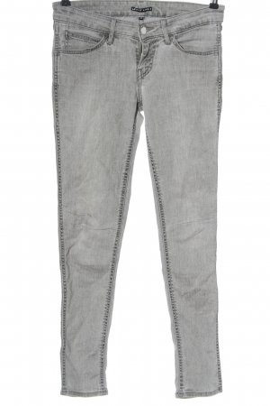 Levi's Vaquero slim gris claro look casual