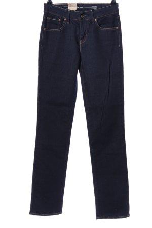 "Levi's Slim Jeans ""Straight Coupe Droite"" schwarz"