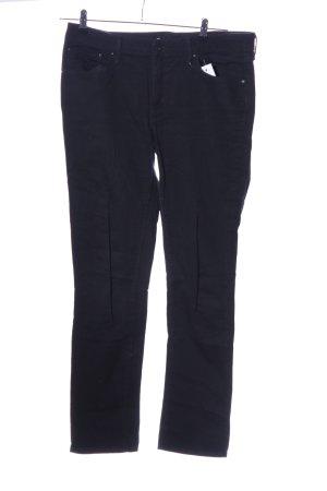 Levi's Jeans slim noir style d'affaires