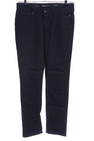 Levi's Slim jeans zwart casual uitstraling