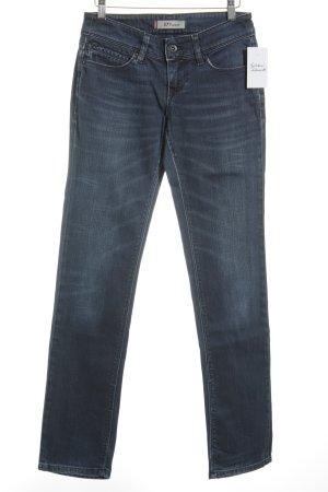 Levi's Jeans slim bleu foncé style mode des rues