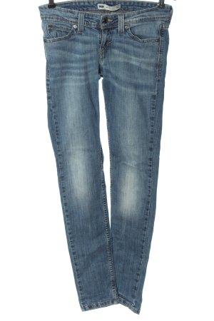 Levi's Jeans slim fit blu stile casual